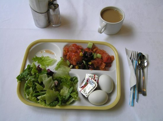 Hotel Villa Fontaine Roppongi : Завтрак, шведский стол