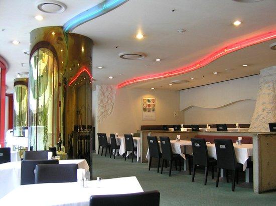 Hotel Villa Fontaine Roppongi : Внутри ресторана