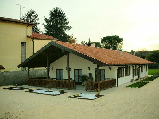Bertiolo, Italy: Agriturismo Taj Landia
