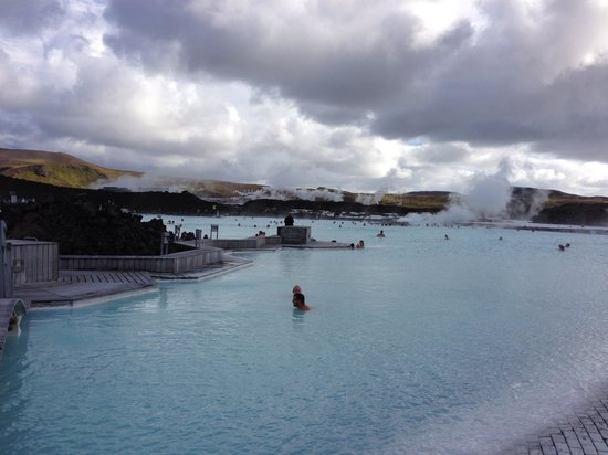 Blue Lagoon : Awesome !