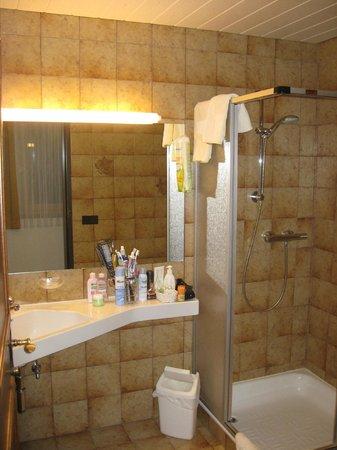 Hotel Gesser: BAthroom