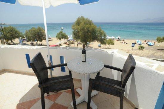 Deep blue Naxos