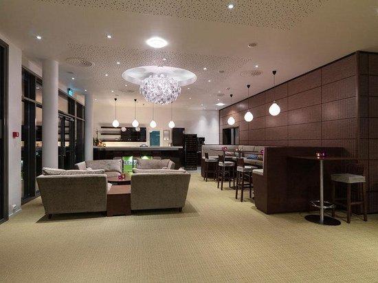 Strand Hotel Fevik : Bar