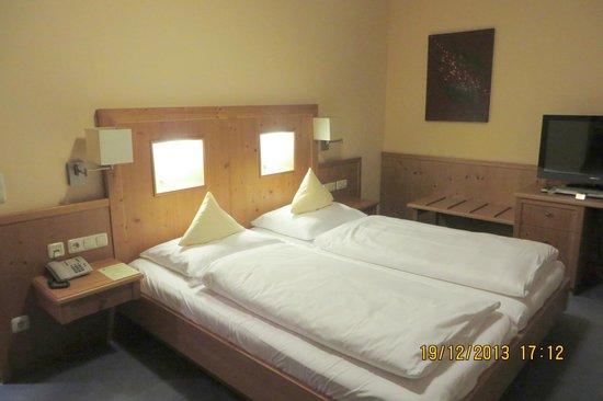 Hotel Mohrenwirt: Bedroom