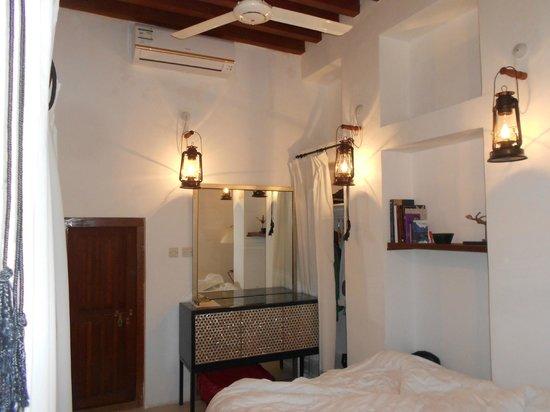 XVA Art Hotel: Zimmer 6