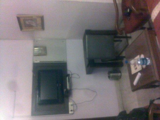 The Imperial Inn: Room1