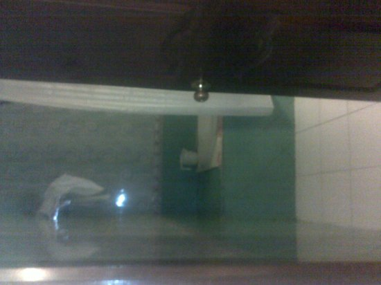 The Imperial Inn: Bathroom