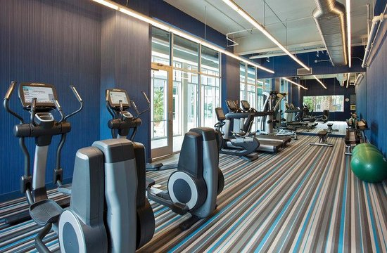 Aloft Jacksonville Tapestry Park : Re:charge(SM) gym