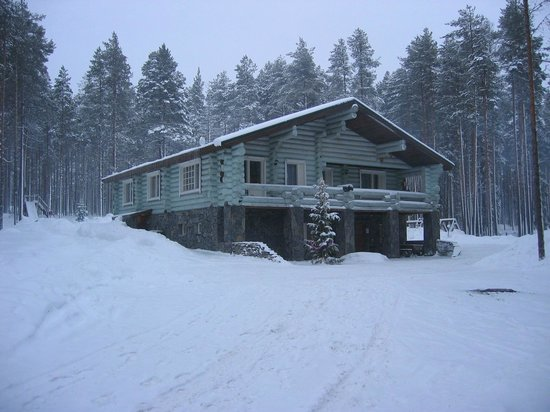 Medvezhka Hotel: Медвежка