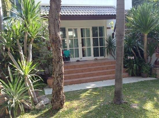 Laksasubha Hua Hin: Room with a garden view