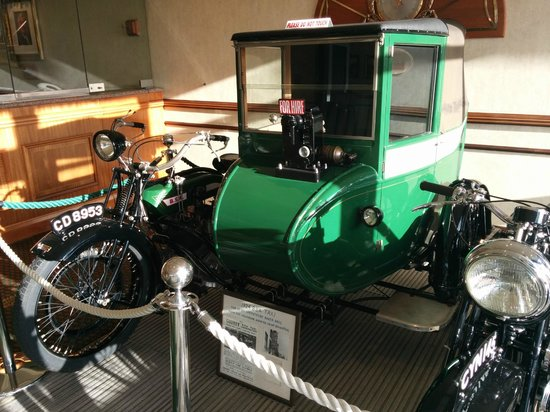 National Motorcycle Museum: Vintage Sidecar