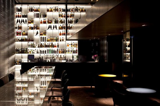 Conservatorium Hotel: Bar