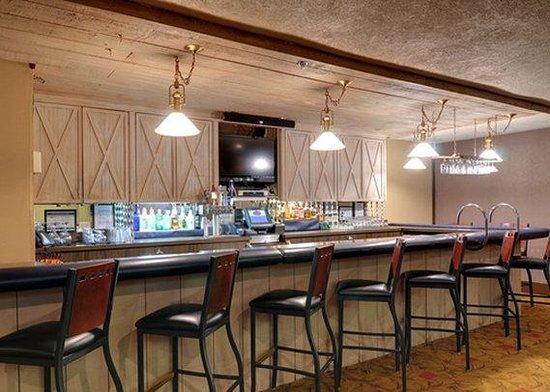 Clarion Inn: Lounge
