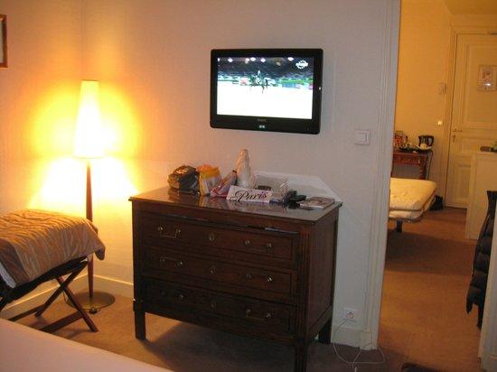 Royal Magda Etoile Hotel: 2-х комнатный номер