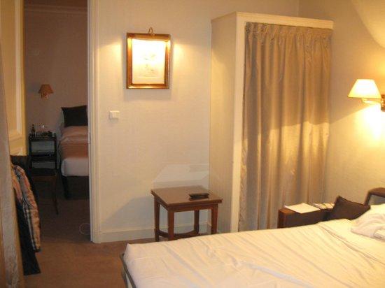 Royal Magda Etoile Hotel: 2-комн. номер