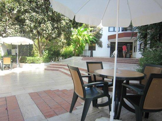 Club Hotel Titan: Eingangsbereich