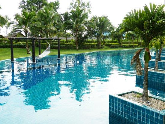 Sofitel Krabi Phokeethra Golf & Spa Resort: La partie privée de l'hôtel.