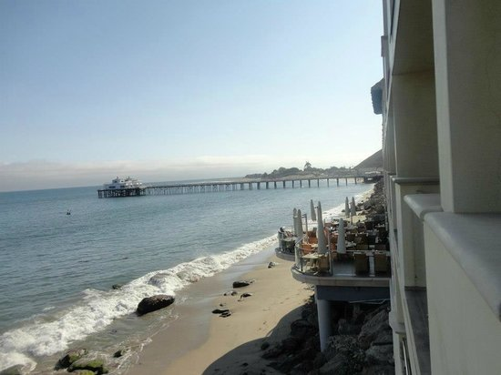 Malibu Beach Inn: Beautiful Pacific Views