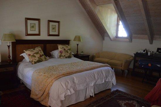 De Hoek Manor: one of our rooms