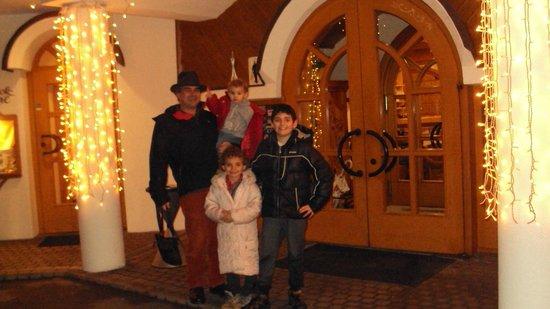Familienhotel Burgstallerhof: reception