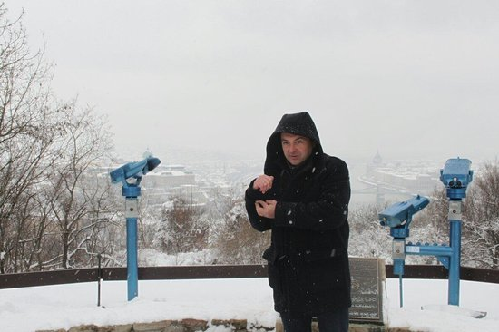 Citadel : Mucho frio