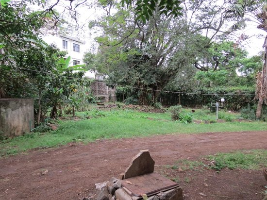 Hartebeest Camp and Guest House: Garden