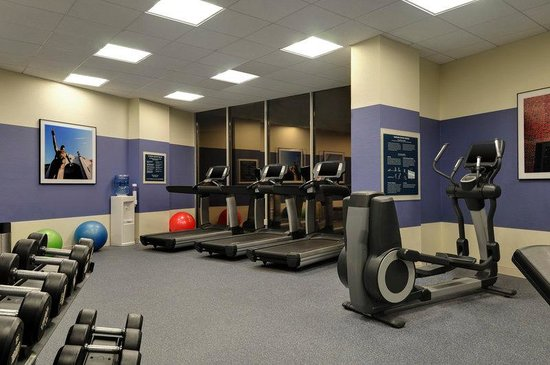 Four Points by Sheraton Tallahassee Downtown: Fitness Center