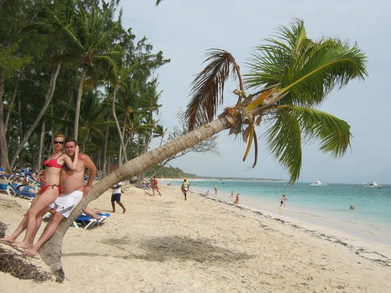 Vista Sol Punta Cana: пляж