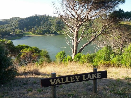 The Blue Lake: Valley Lake