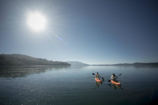 Solitaire Lodge New Zealand - Kayaking
