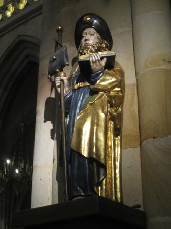 Catedral de Santiago: Saint Jacques