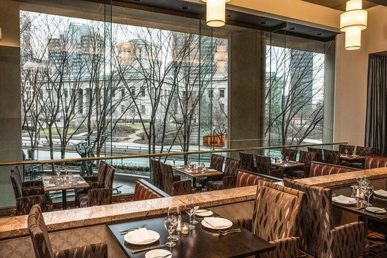 Sheraton Columbus at Capitol Square Hotel: Plaza Restaurant