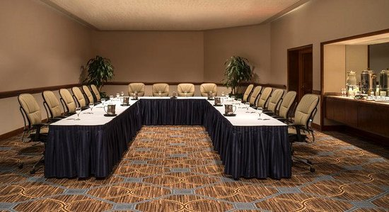 Sheraton Columbus at Capitol Square Hotel: Meeting Room