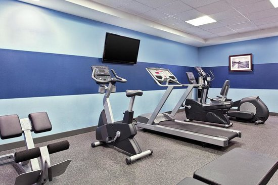 Four Points by Sheraton College Station: Fitness Center