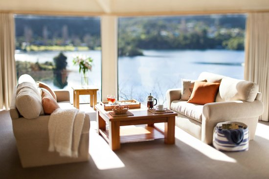 Solitaire Lodge New Zealand - Villa Suite