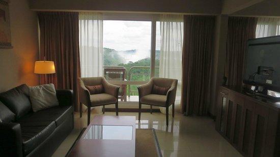 Sheraton Iguazu Resort & Spa: Our Hotel Living Room.