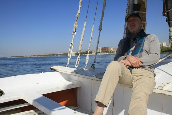 Aswan Individual - Daily Tour : Auf dem Nil