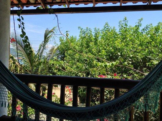 Pousada Manaca Inn: Terrace