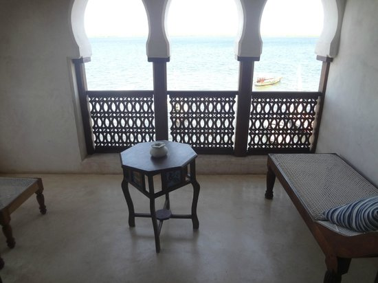 Lamu House Hotel : View from room