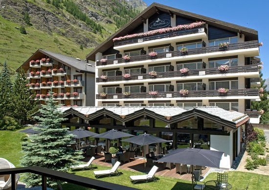 Hotel Mirabeau: Mirabeau Sommer