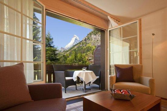 Hotel Mirabeau: Matterhorn View