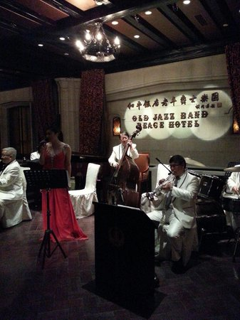 Jazz Club at the Peace Hotel : Old school jazz fun~