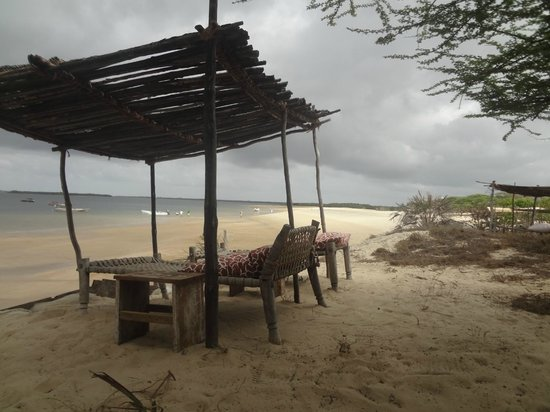 Lamu House Hotel: Beach Club