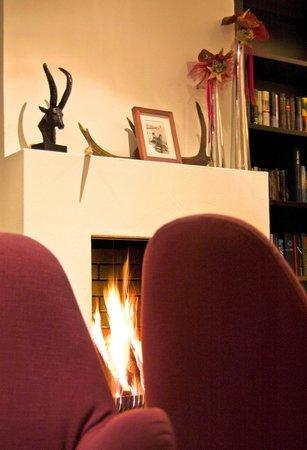 Hotel Mirabeau: Josef's Wine Lounge