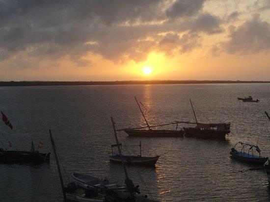 Lamu House Hotel: Beautiful sunrise