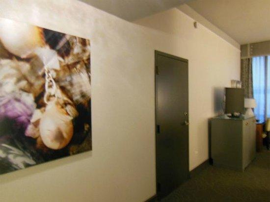 The Silversmith Hotel: 室内