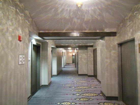 Silversmith Hotel Chicago Downtown: 廊下