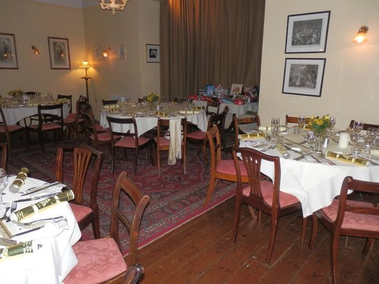 Glewstone Court : Our party room