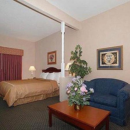 Comfort Suites : Homestay Suites Graham Room