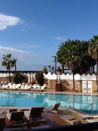 Piscine du club picture of club med agadir agadir for Club piscine pompaples